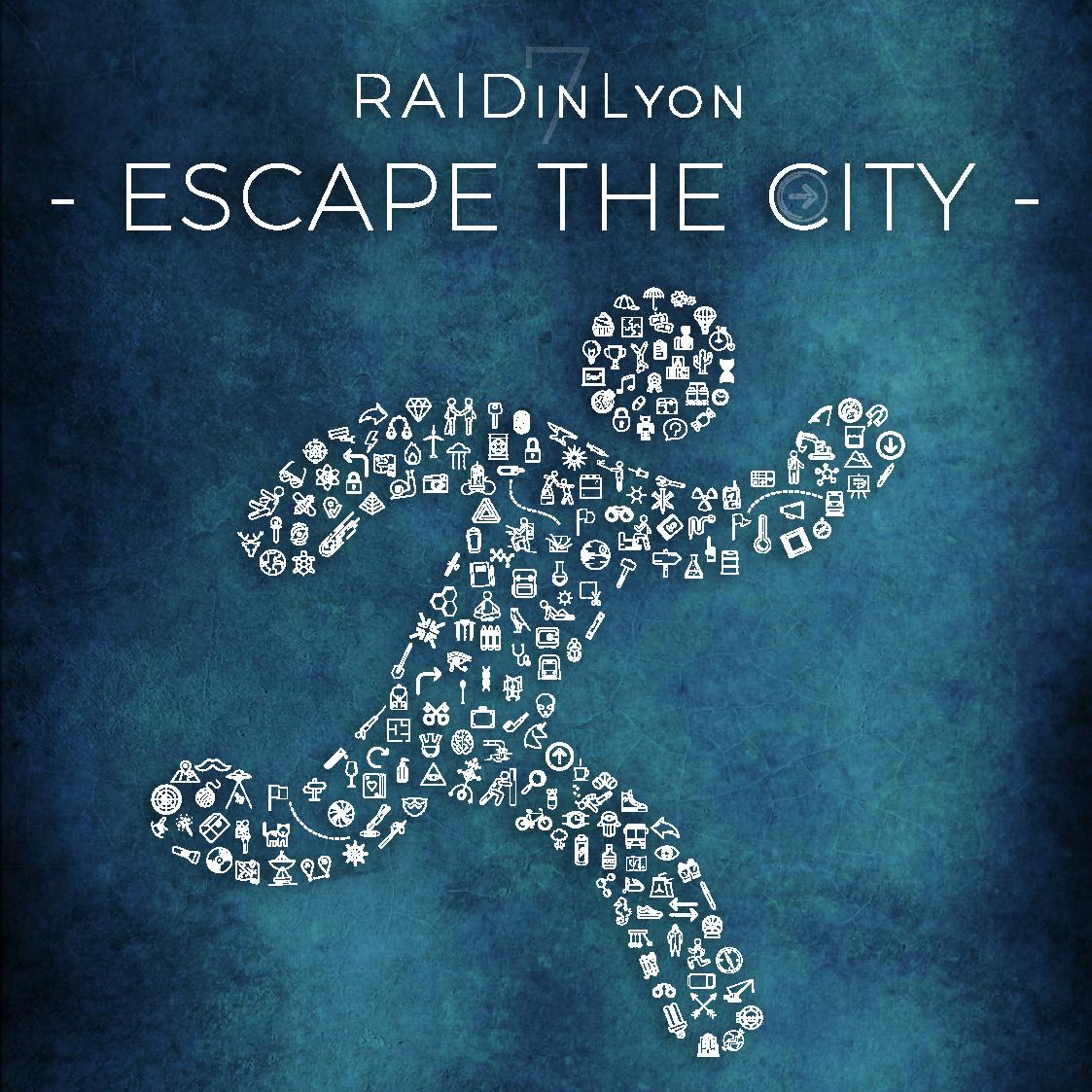 RAIDinLyon 2016 – Escape the city