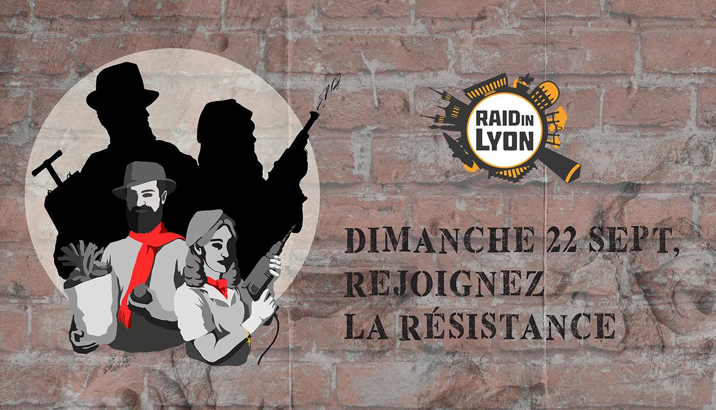 RAIDinLyon 2019 – Résistance